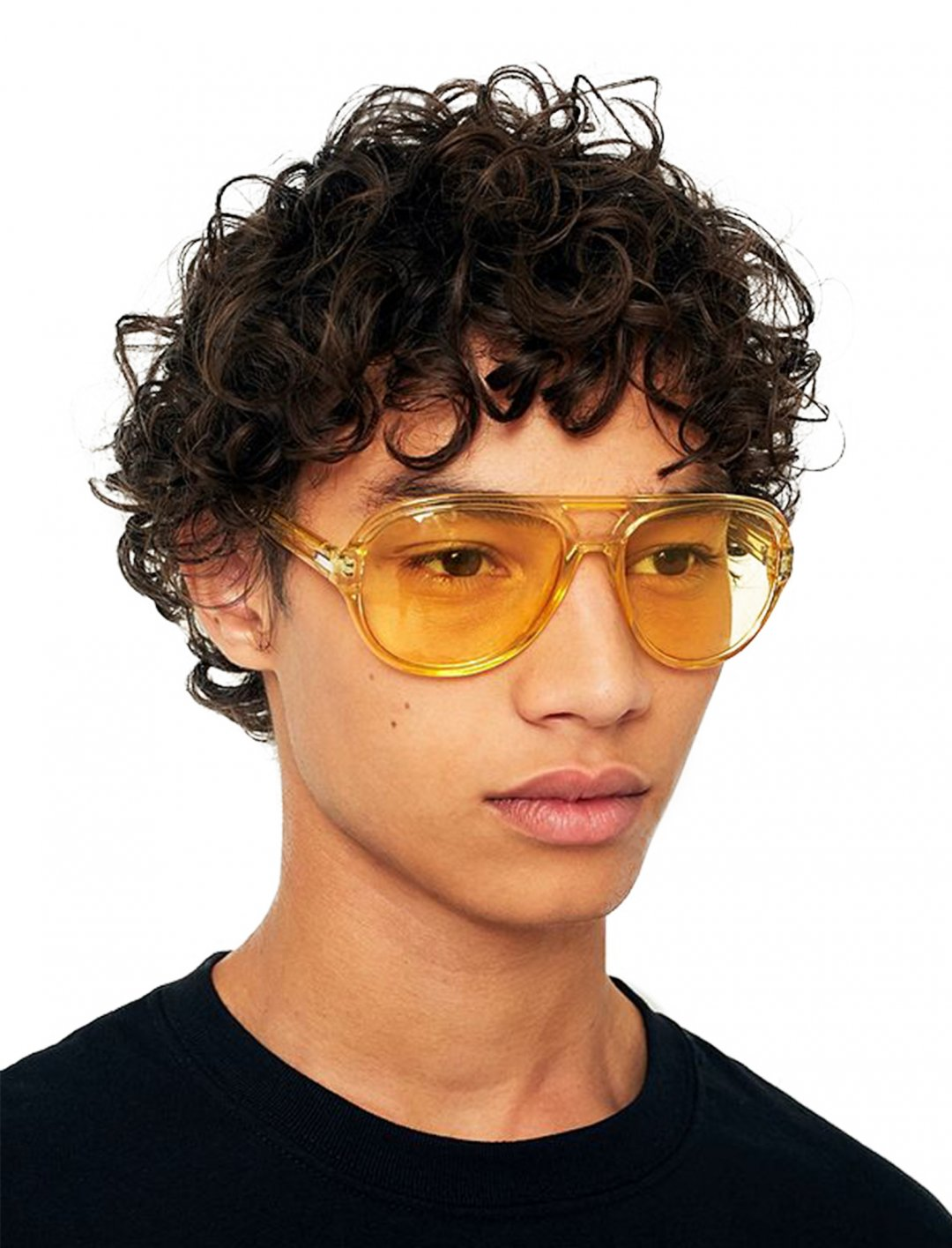"""UO Yellow Sunglasses {""""id"""":16,""""product_section_id"""":1,""""name"""":""""Accessories"""",""""order"""":15} Urban Outfitters"""