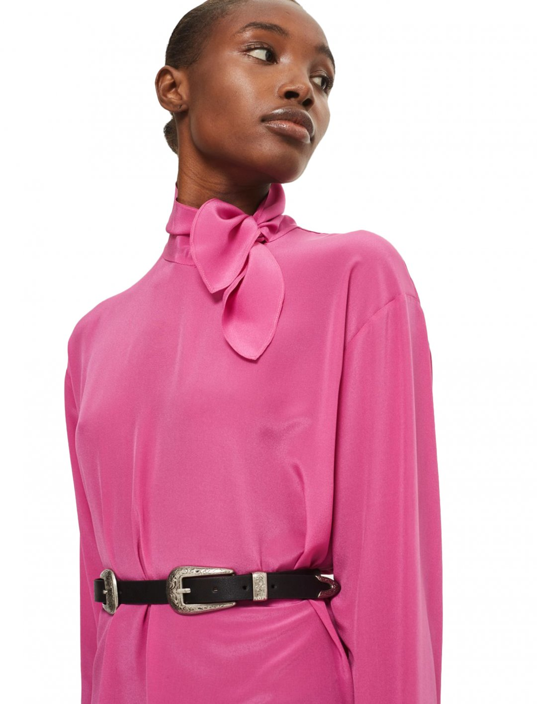 """Topshop Double Buckle Belt {""""id"""":16,""""product_section_id"""":1,""""name"""":""""Accessories"""",""""order"""":15} Topshop"""