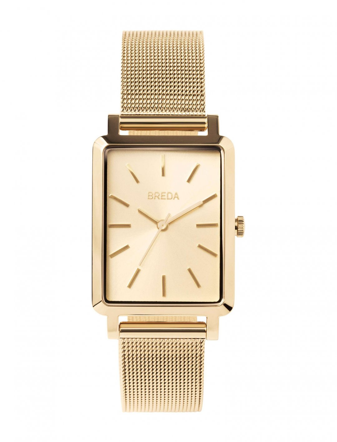"""Breda Mesh Strap Watch {""""id"""":16,""""product_section_id"""":1,""""name"""":""""Accessories"""",""""order"""":15} Breda"""