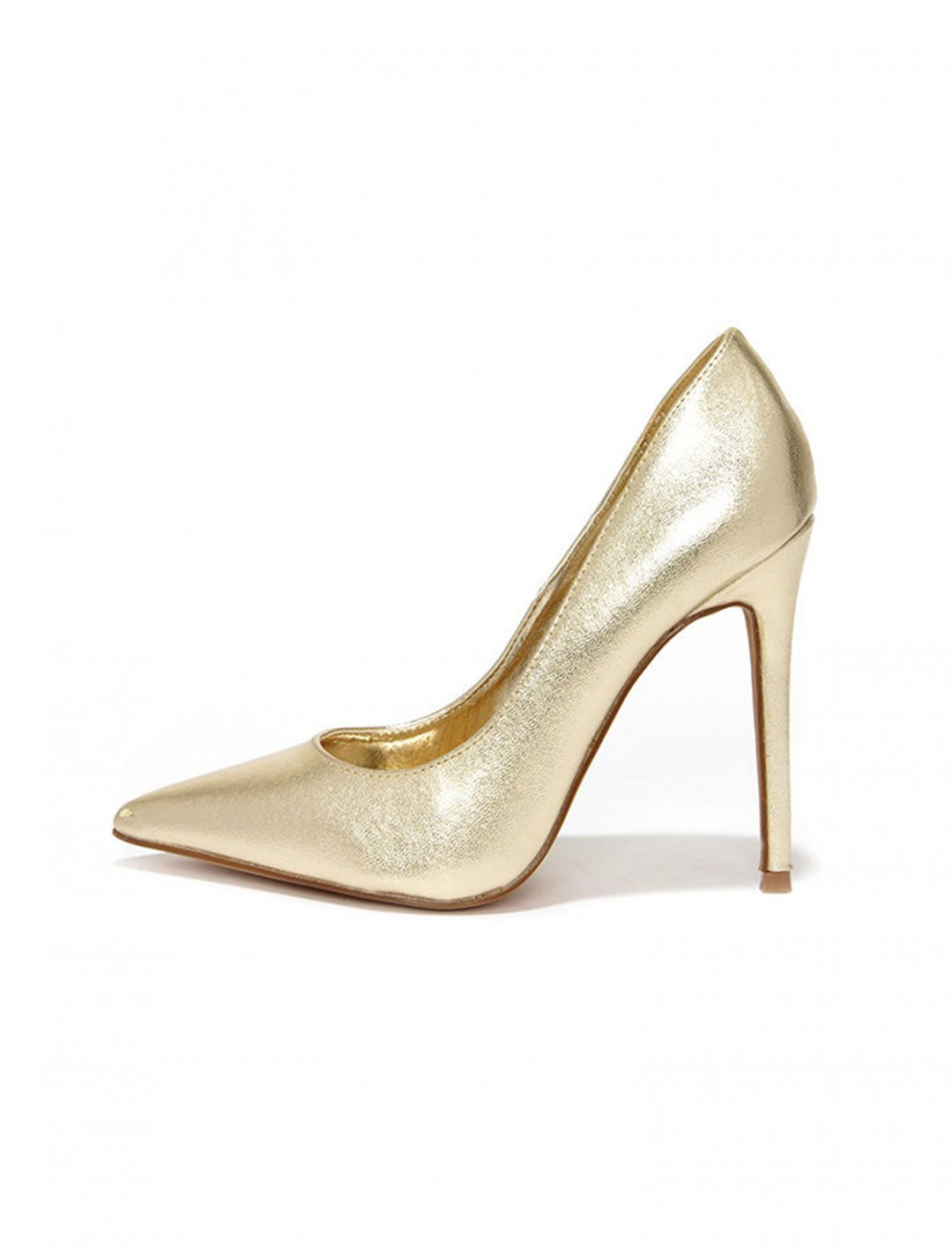 """Lulus Gold Pumps {""""id"""":12,""""product_section_id"""":1,""""name"""":""""Shoes"""",""""order"""":12} Lulus"""