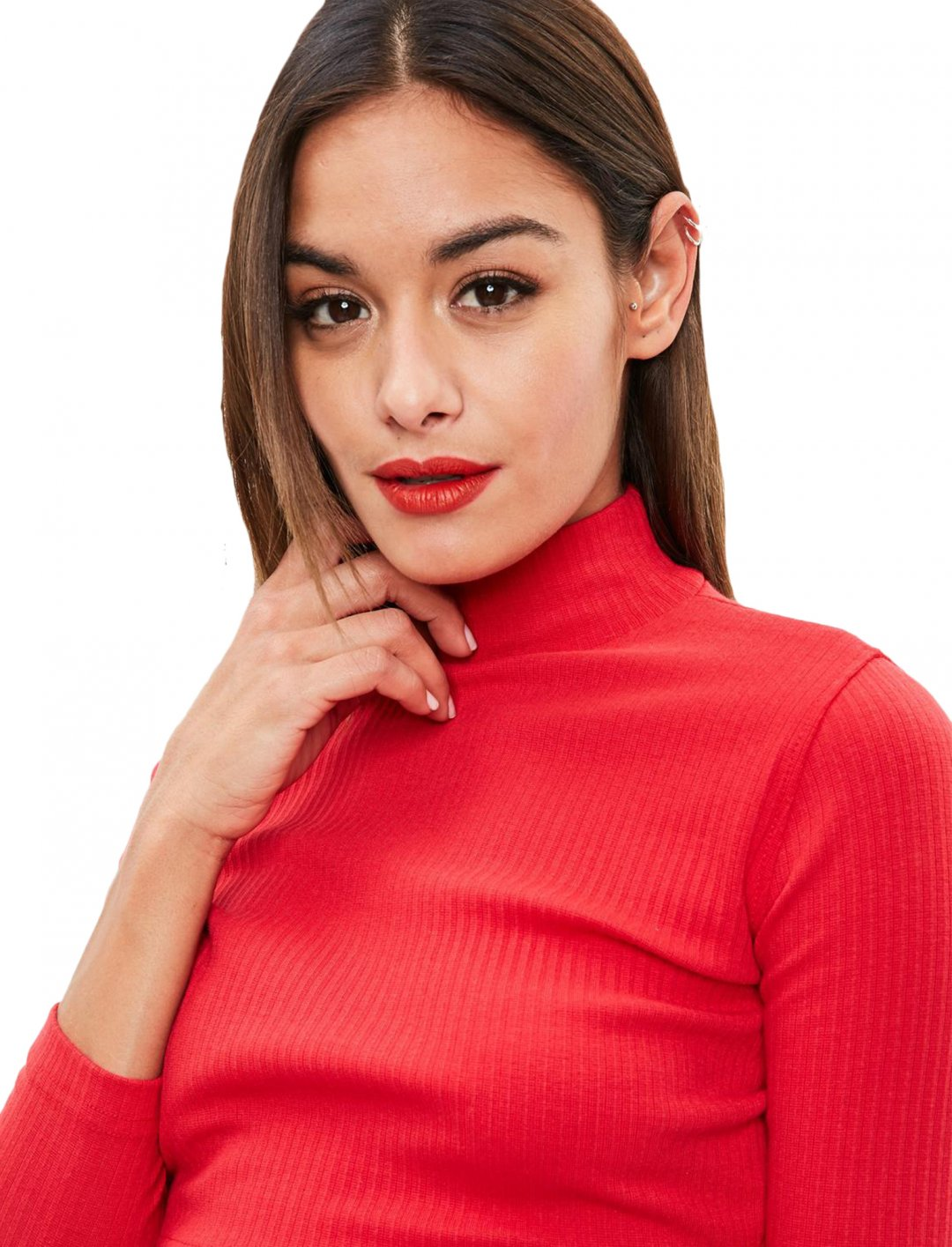 """Missguided Red Crop Top {""""id"""":5,""""product_section_id"""":1,""""name"""":""""Clothing"""",""""order"""":5} Missguided"""