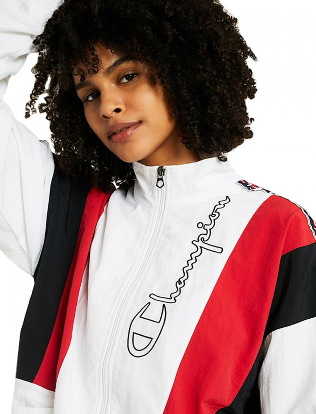 """Champion Track Jacket {""""id"""":5,""""product_section_id"""":1,""""name"""":""""Clothing"""",""""order"""":5} Champion"""