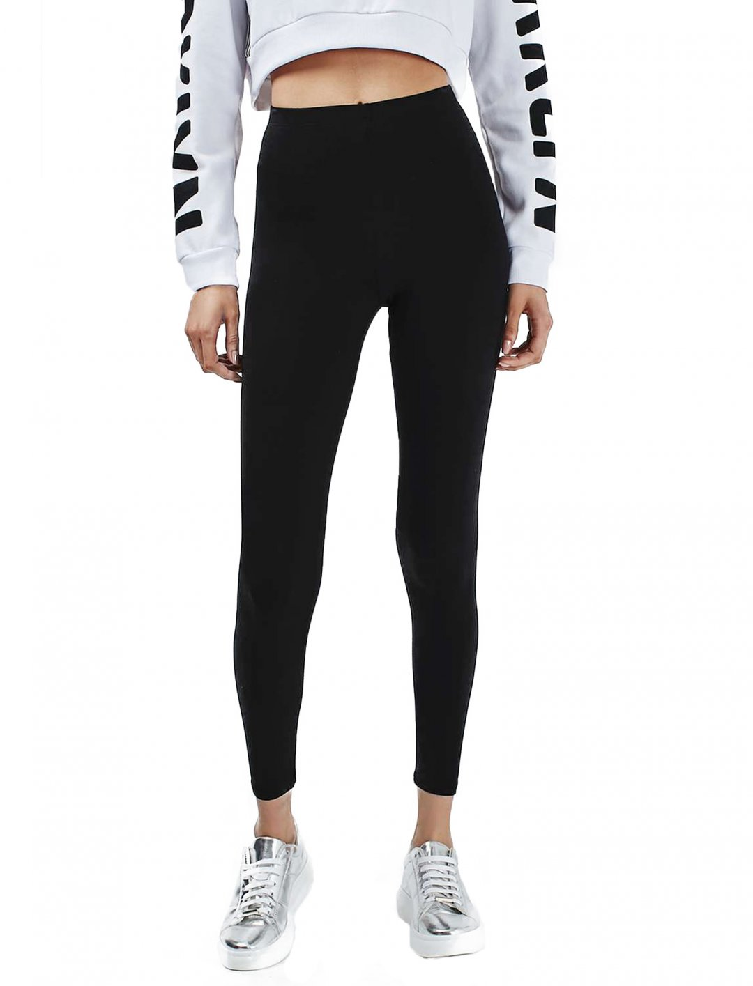 """Topshop Ankle Length Leggings {""""id"""":5,""""product_section_id"""":1,""""name"""":""""Clothing"""",""""order"""":5} Topshop"""
