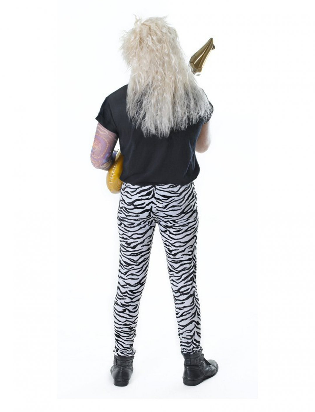 """Bristol Novelty Zebra Trousers {""""id"""":5,""""product_section_id"""":1,""""name"""":""""Clothing"""",""""order"""":5} Bristol Novelty"""