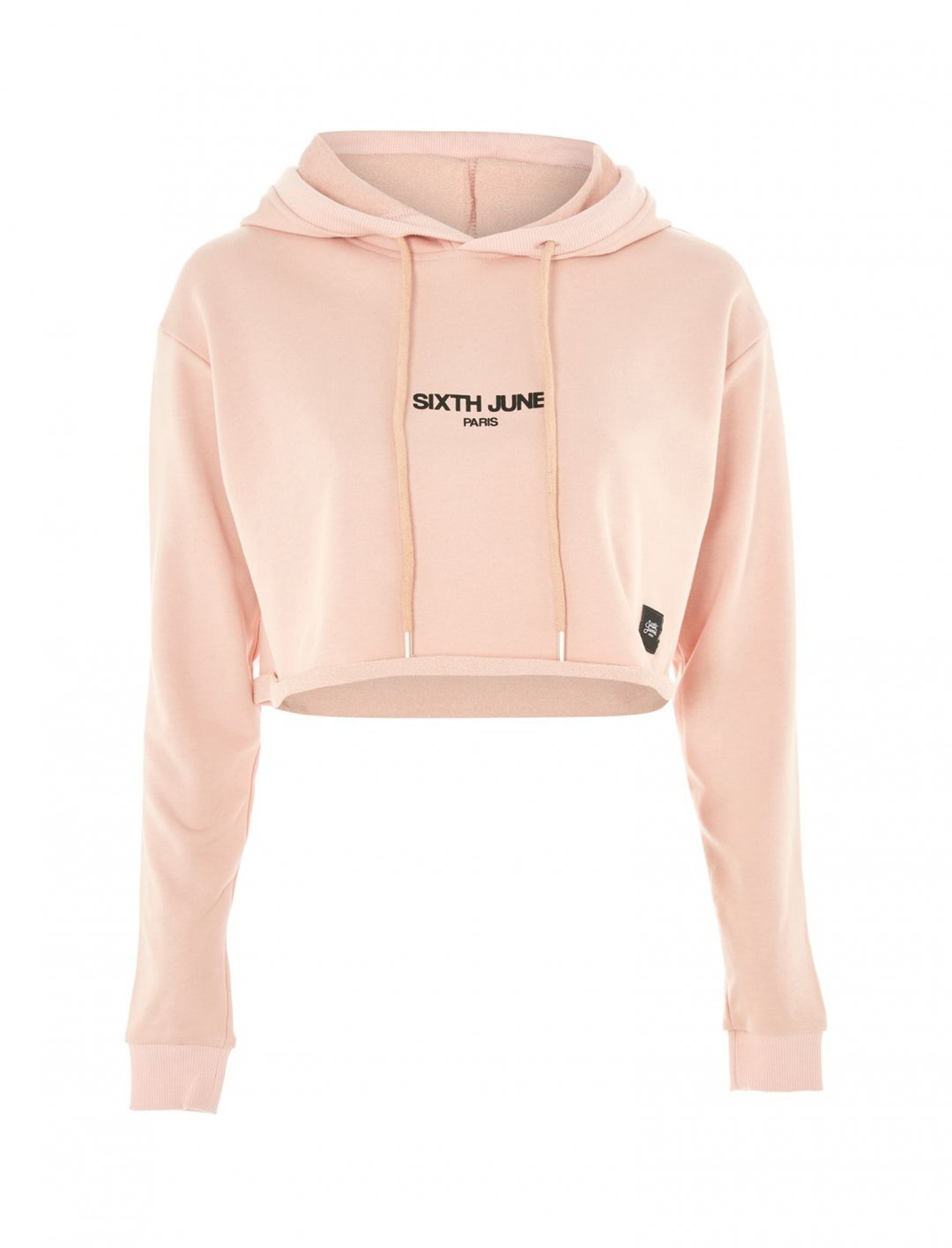 """Sixth June Cropped Hoodie {""""id"""":5,""""product_section_id"""":1,""""name"""":""""Clothing"""",""""order"""":5} Sixth June"""