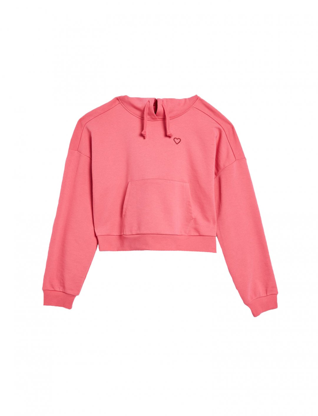 """Topshop Heart Hoodie {""""id"""":5,""""product_section_id"""":1,""""name"""":""""Clothing"""",""""order"""":5} Topshop"""