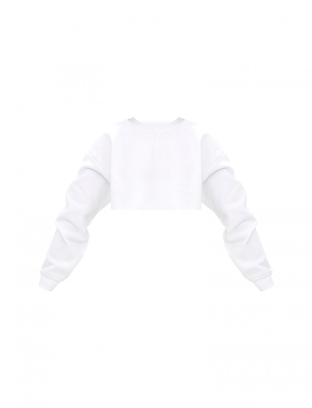 """Cropped Sweater {""""id"""":5,""""product_section_id"""":1,""""name"""":""""Clothing"""",""""order"""":5} Pretty Little Thing"""