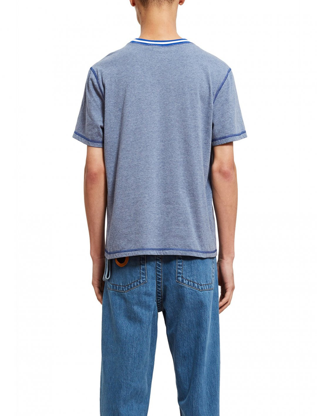 """Edwin's Ringer Tee {""""id"""":5,""""product_section_id"""":1,""""name"""":""""Clothing"""",""""order"""":5} Opening Ceremony"""