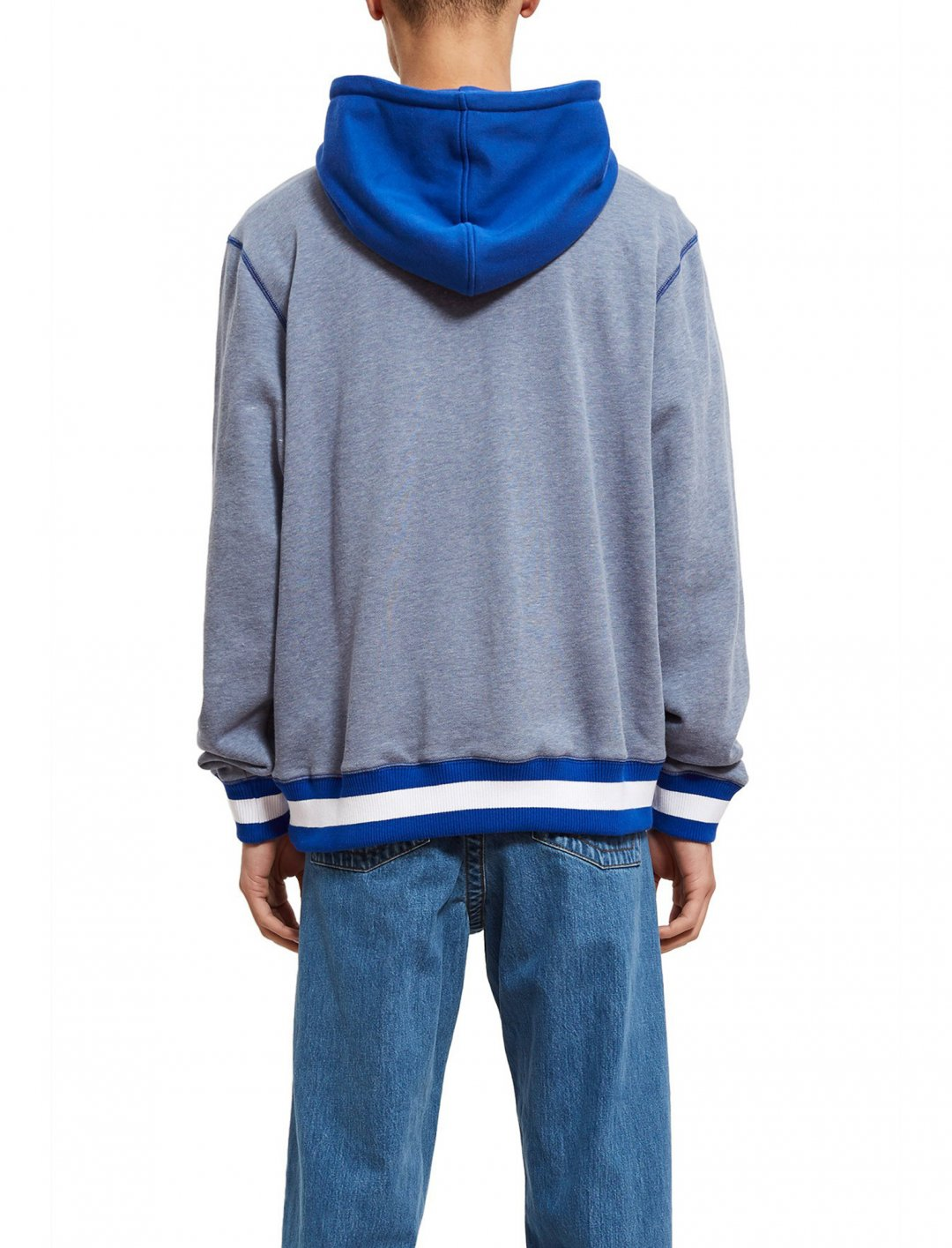 """Nick's Ringer Hoodie {""""id"""":5,""""product_section_id"""":1,""""name"""":""""Clothing"""",""""order"""":5} Opening Ceremony"""