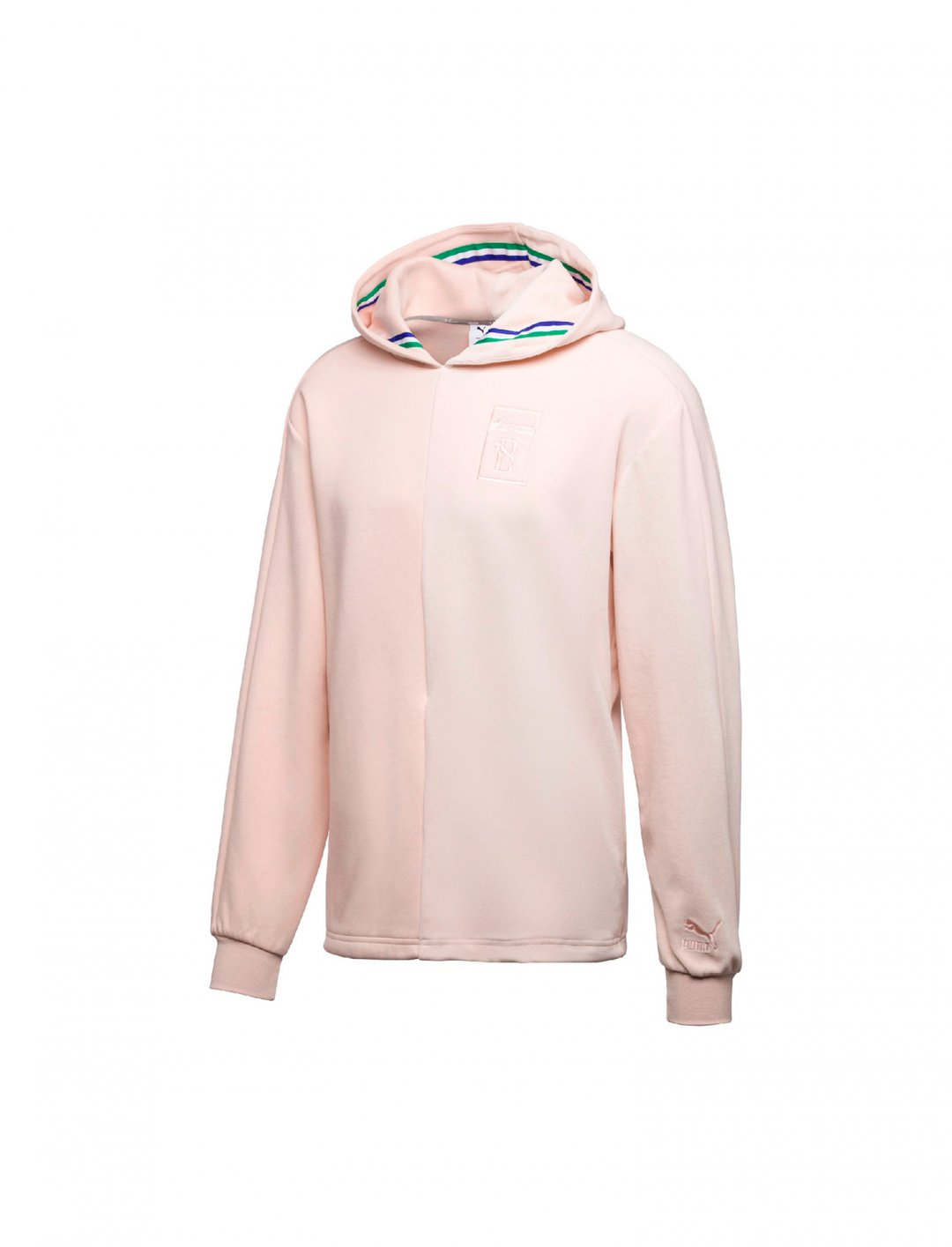 """Zion's Shell Hoodie {""""id"""":5,""""product_section_id"""":1,""""name"""":""""Clothing"""",""""order"""":5} Puma x Big Sean"""
