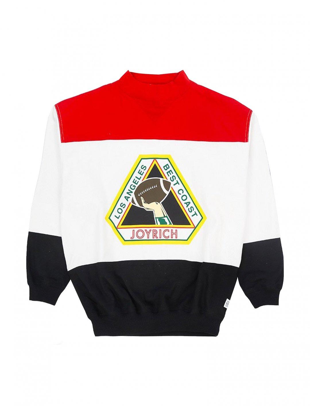 "Brandon's Best Coast Twill Sweatshirt {""id"":5,""product_section_id"":1,""name"":""Clothing"",""order"":5} Joyrich"
