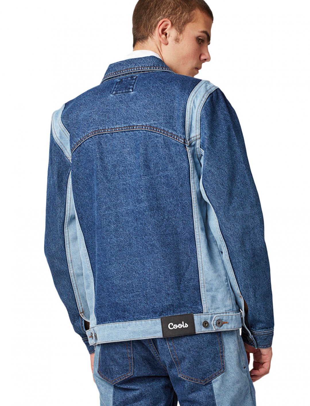 """Edwin's Denim Jacket {""""id"""":5,""""product_section_id"""":1,""""name"""":""""Clothing"""",""""order"""":5} Barney Cools"""