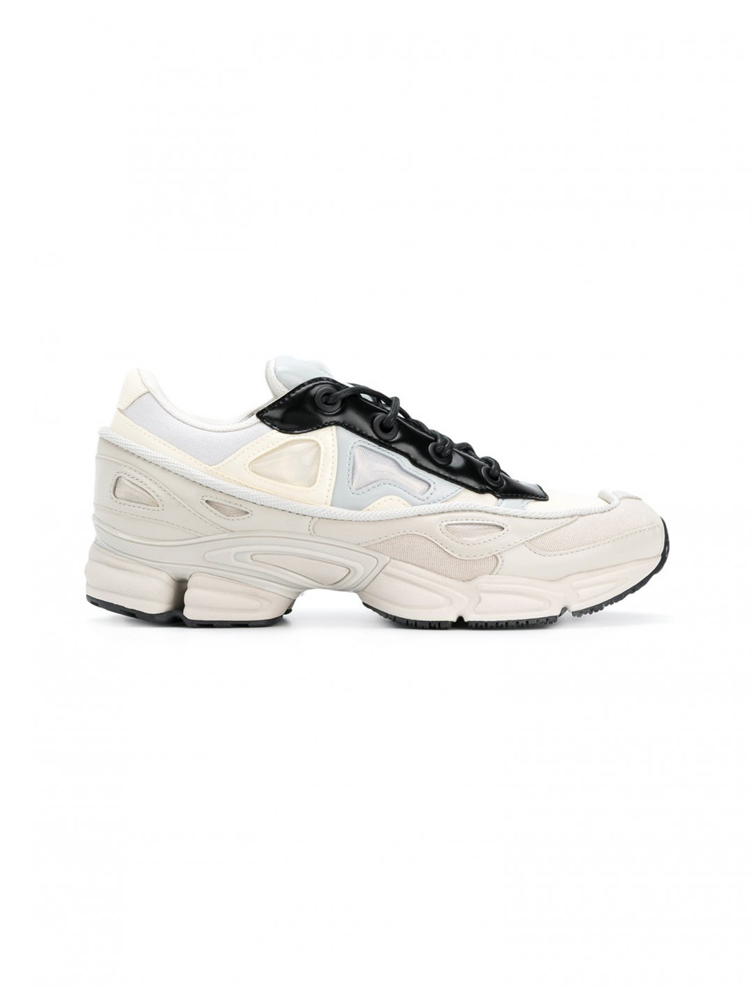 """Edwin's Leather Sneakers {""""id"""":12,""""product_section_id"""":1,""""name"""":""""Shoes"""",""""order"""":12} Adidas by Raf Simons."""