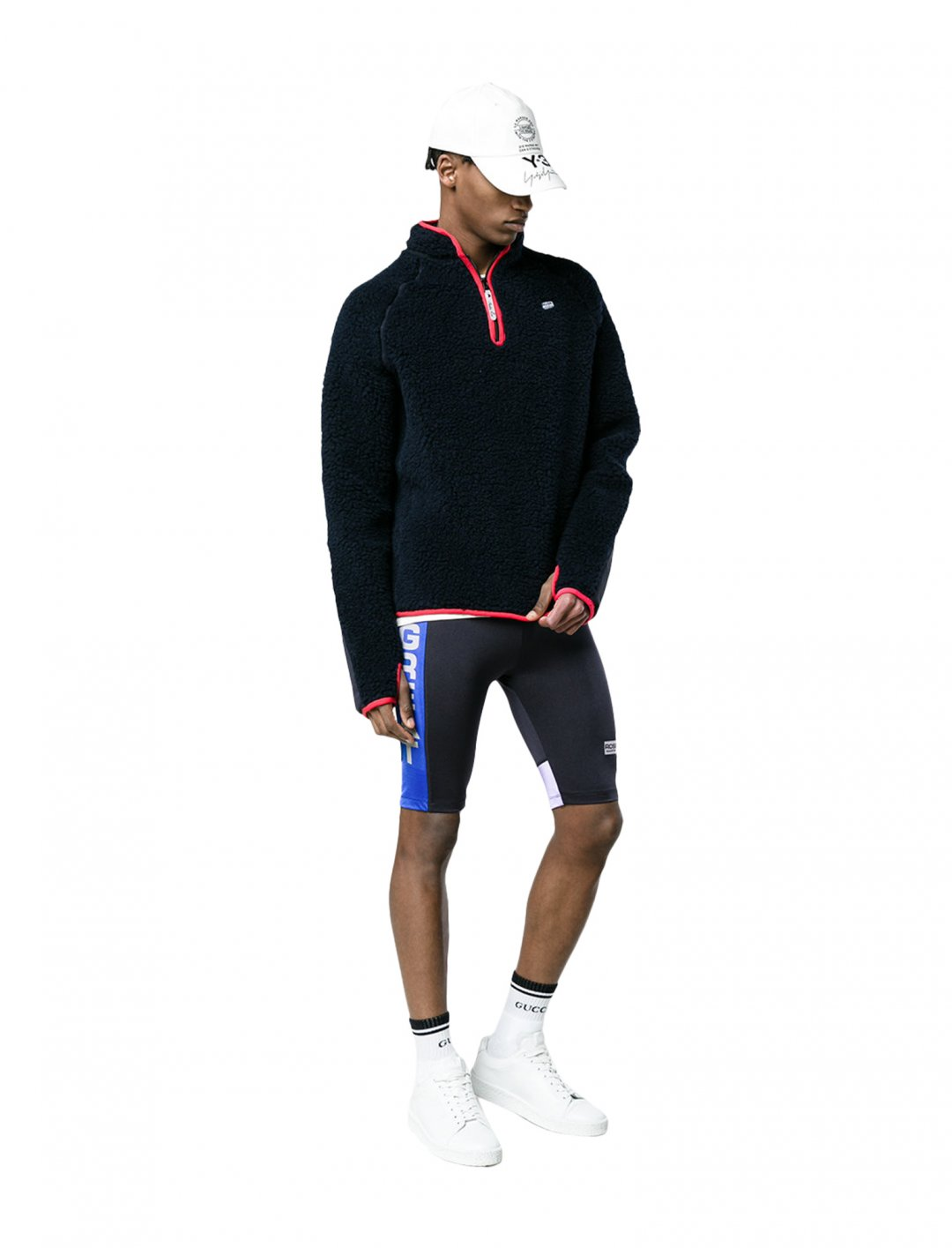"""Brandon's Cycling Shorts {""""id"""":5,""""product_section_id"""":1,""""name"""":""""Clothing"""",""""order"""":5} Martine Rose"""