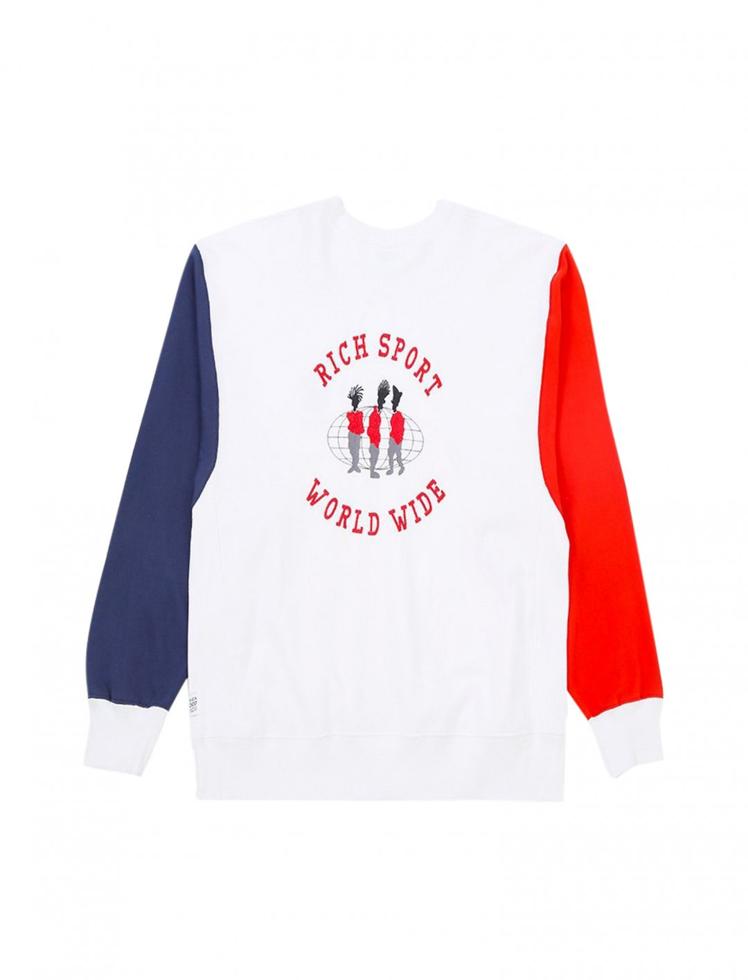 """Zion's Rich Sport Crewneck {""""id"""":5,""""product_section_id"""":1,""""name"""":""""Clothing"""",""""order"""":5} Joyrich"""