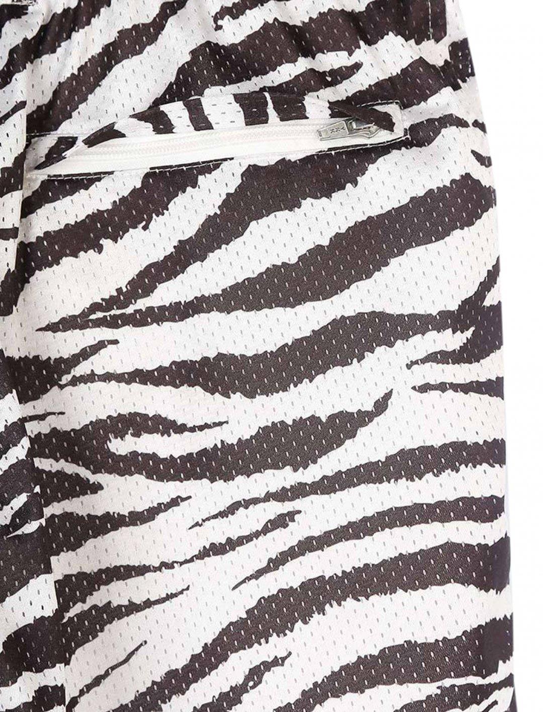 "Zion's Zebra Shorts {""id"":5,""product_section_id"":1,""name"":""Clothing"",""order"":5} Joyrich"