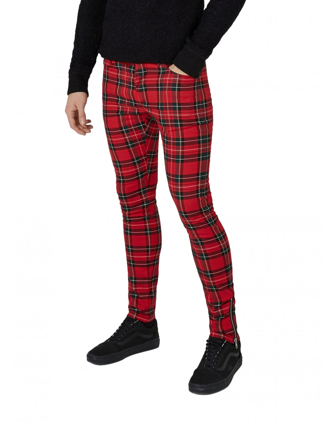 """Brandon's Tartan Trousers {""""id"""":5,""""product_section_id"""":1,""""name"""":""""Clothing"""",""""order"""":5} Topman"""