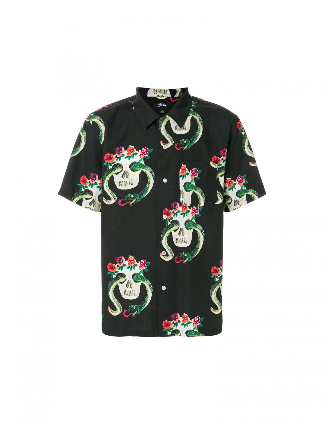 """Edwin's Skull Shirt {""""id"""":5,""""product_section_id"""":1,""""name"""":""""Clothing"""",""""order"""":5} Stussy"""