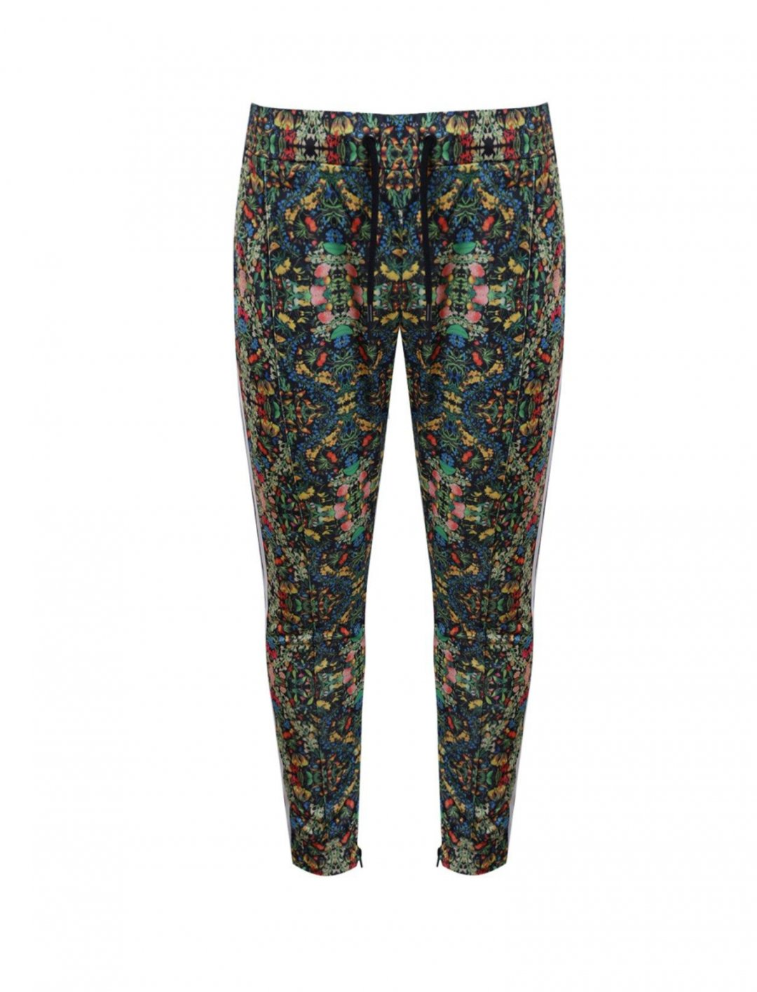 """BoohooMAN Tropical Print Trousers {""""id"""":5,""""product_section_id"""":1,""""name"""":""""Clothing"""",""""order"""":5} BoohooMAN"""