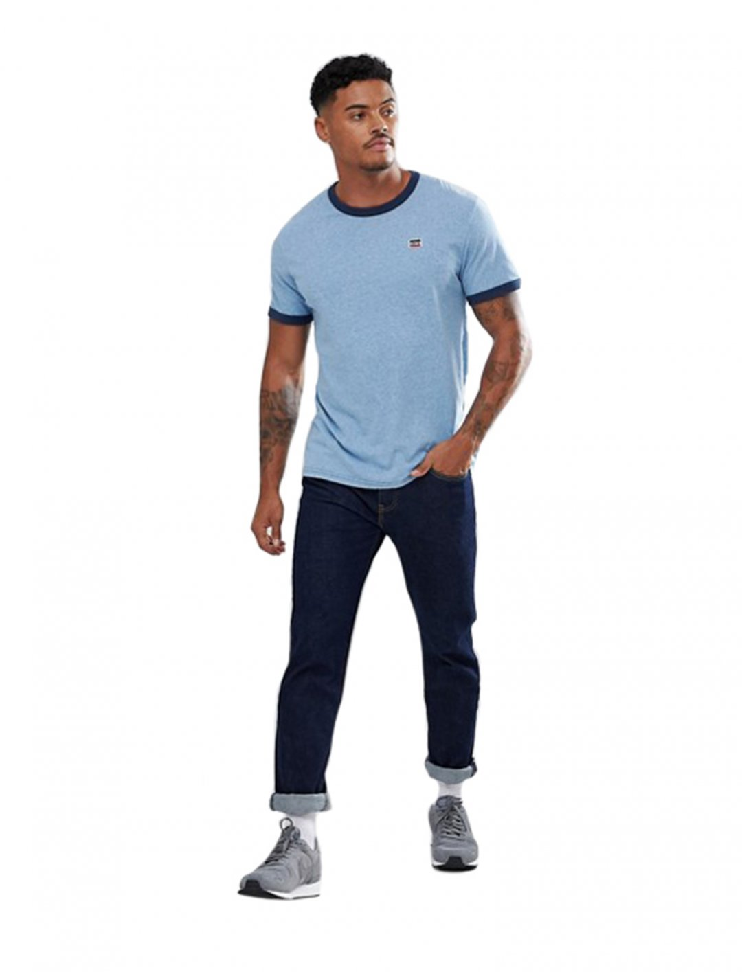 """Levi's Ringer T-Shirt {""""id"""":5,""""product_section_id"""":1,""""name"""":""""Clothing"""",""""order"""":5} Levis"""