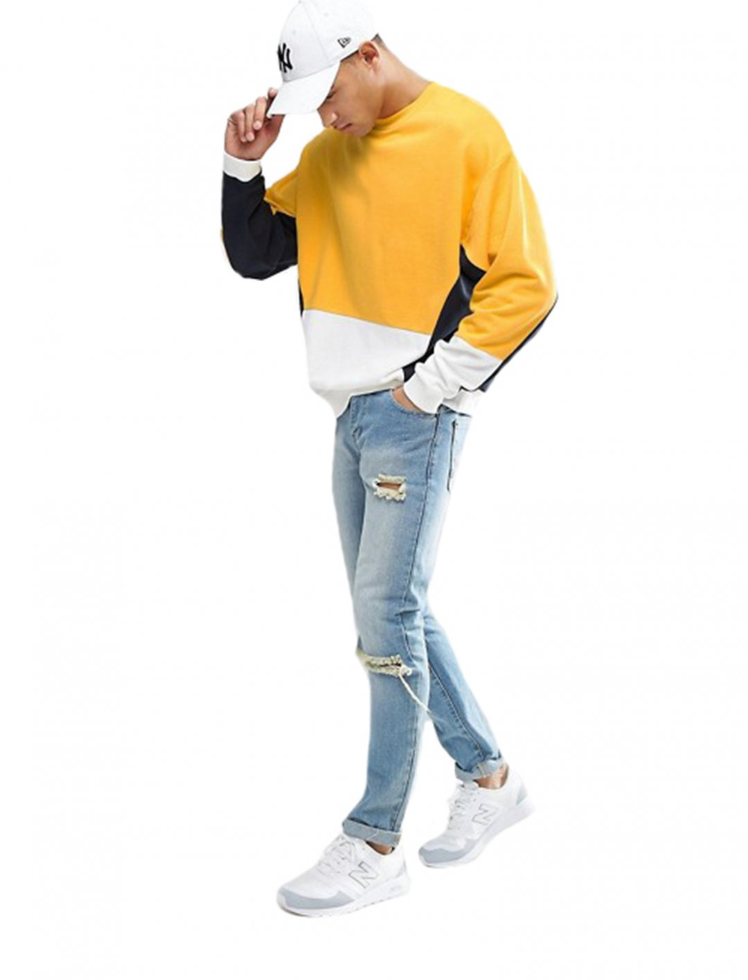 "Asos Oversized Sweatshirt {""id"":5,""product_section_id"":1,""name"":""Clothing"",""order"":5} Asos"
