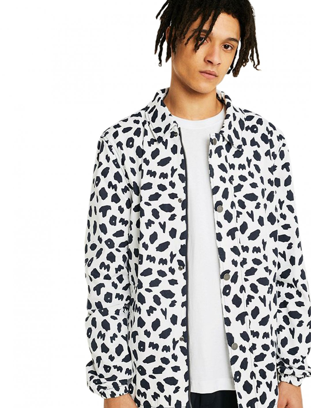 """Tommy Jeans Animal Print Jacket {""""id"""":5,""""product_section_id"""":1,""""name"""":""""Clothing"""",""""order"""":5} Tommy Jeans"""
