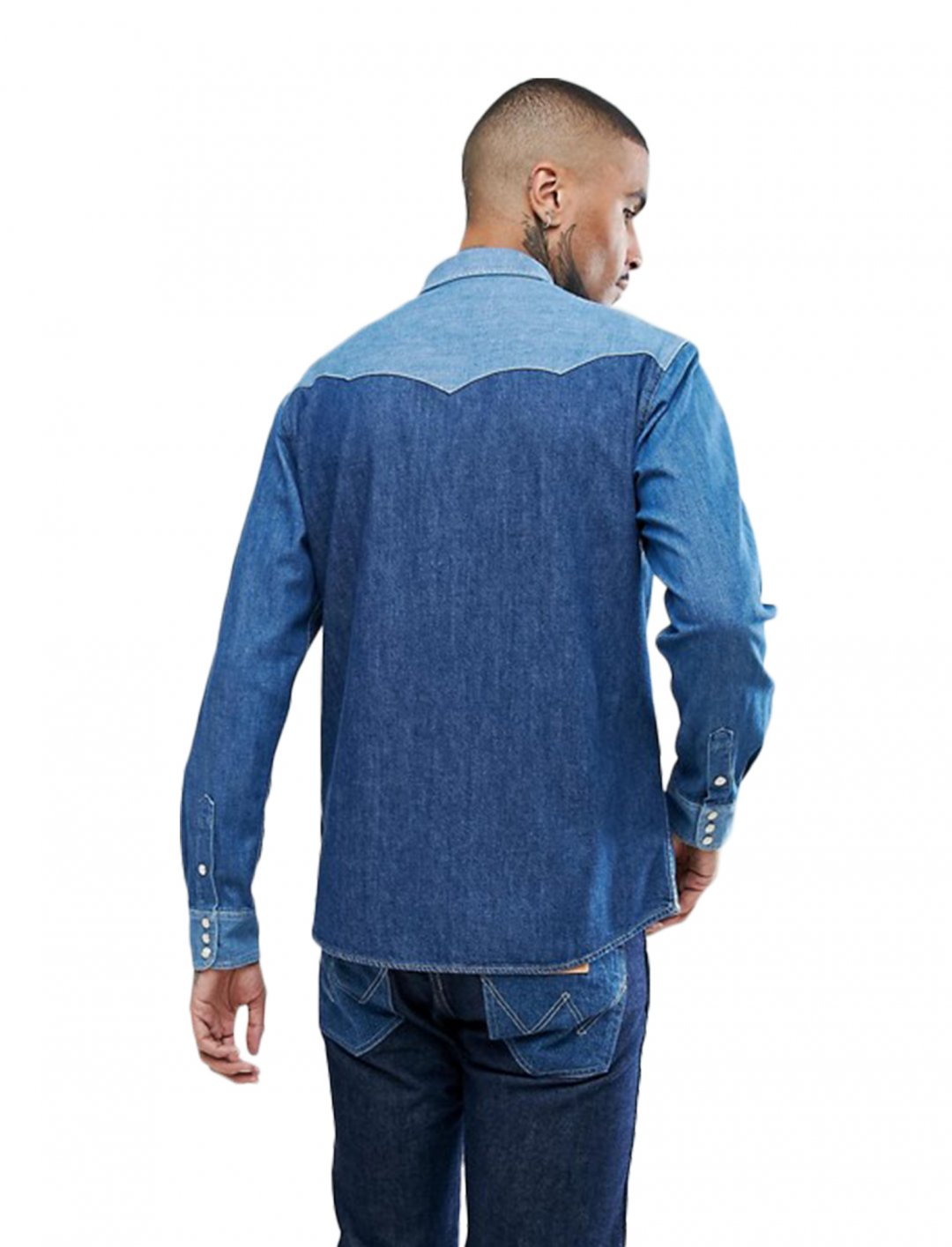 "Wrangler Western Shirt {""id"":5,""product_section_id"":1,""name"":""Clothing"",""order"":5} Wrangler"