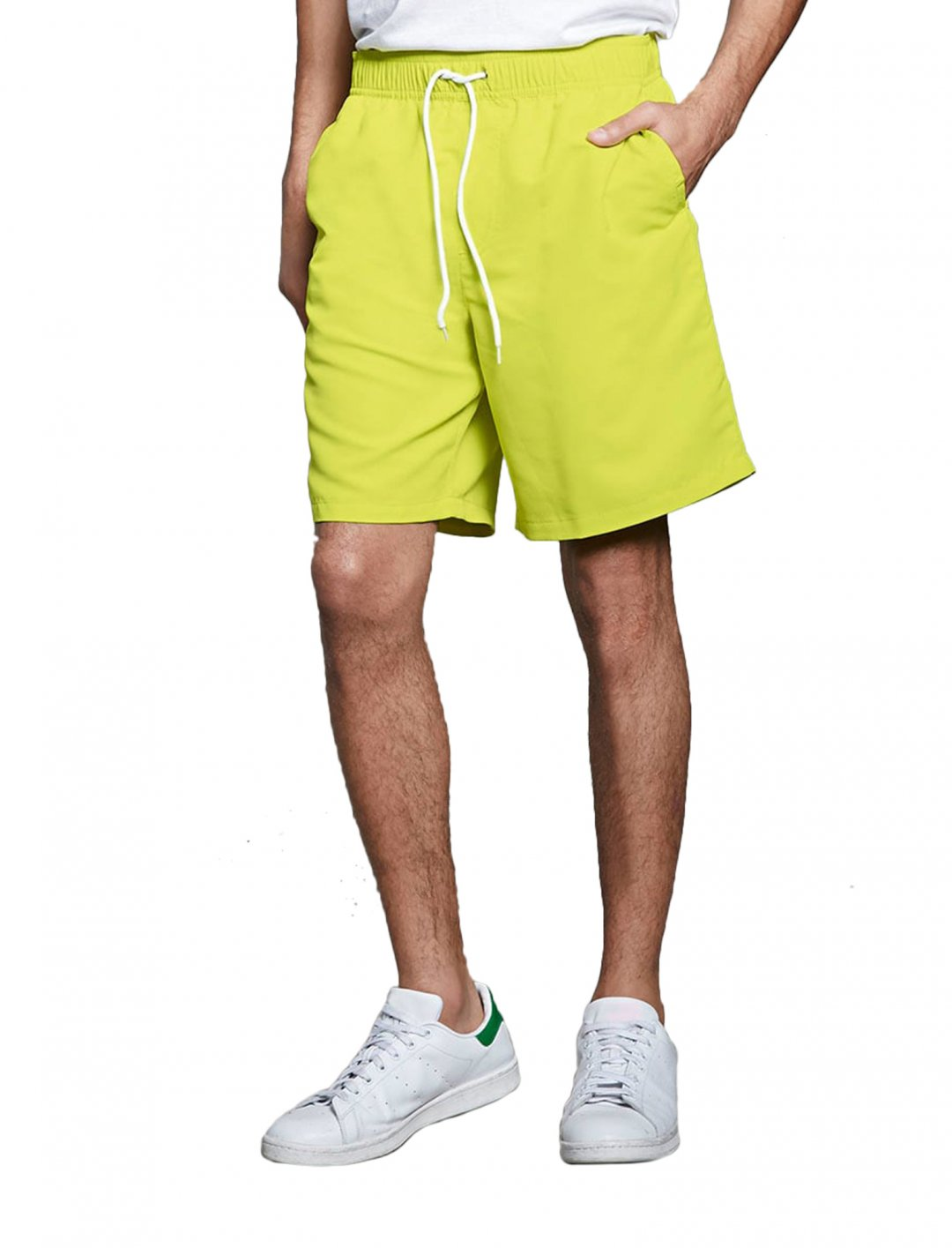 """Forever21 Drawstring Swim Trunks {""""id"""":5,""""product_section_id"""":1,""""name"""":""""Clothing"""",""""order"""":5} Forever21"""