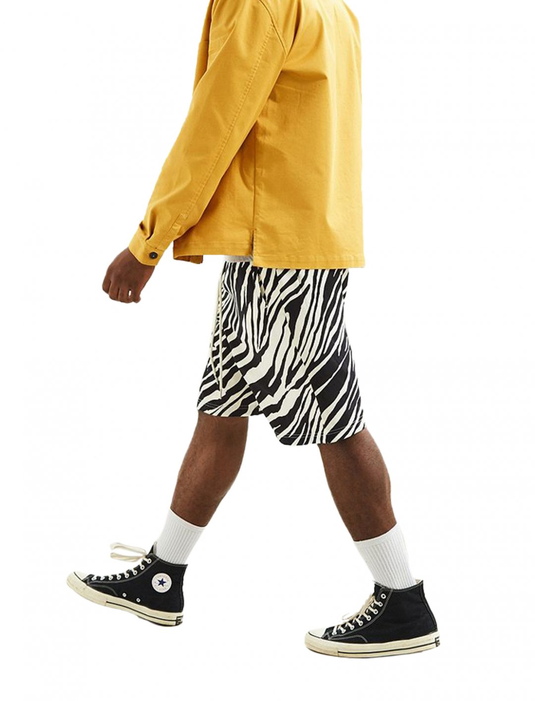 """UO Zebra Shorts {""""id"""":5,""""product_section_id"""":1,""""name"""":""""Clothing"""",""""order"""":5} Urban Outfitters"""