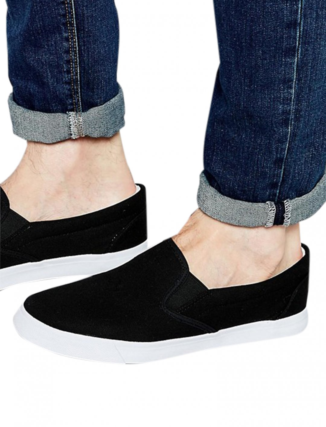 """Asos Slip On Plimsolls {""""id"""":12,""""product_section_id"""":1,""""name"""":""""Shoes"""",""""order"""":12} Asos"""