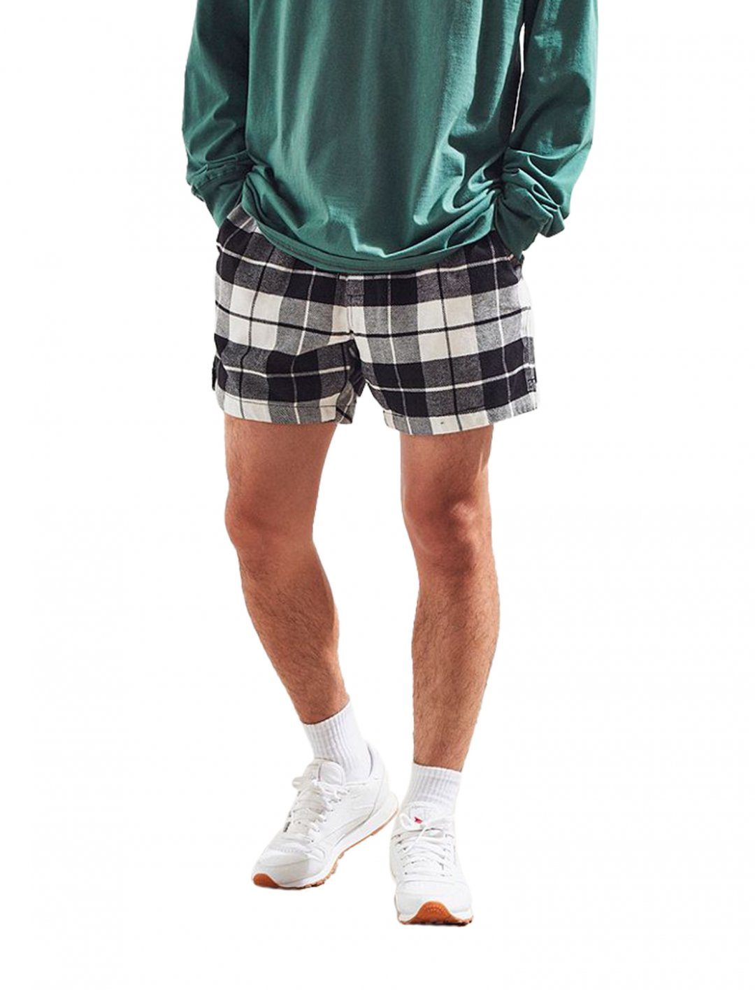 """UO Tartan Shorts {""""id"""":5,""""product_section_id"""":1,""""name"""":""""Clothing"""",""""order"""":5} Urban Outfitters"""