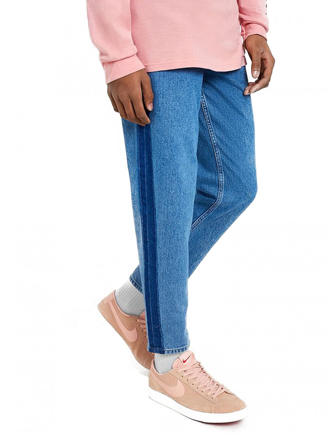 BDG Side Stripe Dad Jeans Clothing BDG