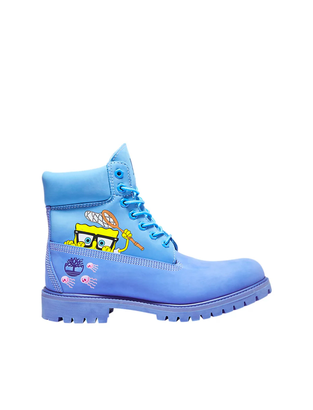 """Waterproof Boots {""""id"""":12,""""product_section_id"""":1,""""name"""":""""Shoes"""",""""order"""":12} SpongeBob SquarePants x Timberland"""