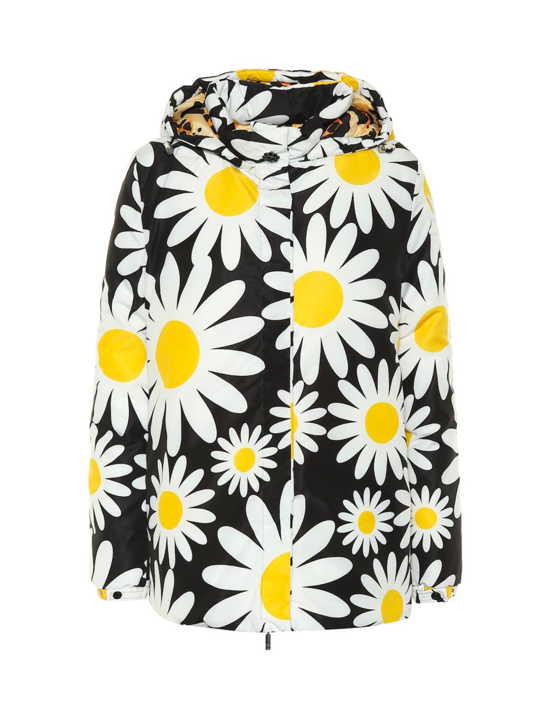 """Floral Puffer Jacket {""""id"""":5,""""product_section_id"""":1,""""name"""":""""Clothing"""",""""order"""":5} Moncler Genius"""
