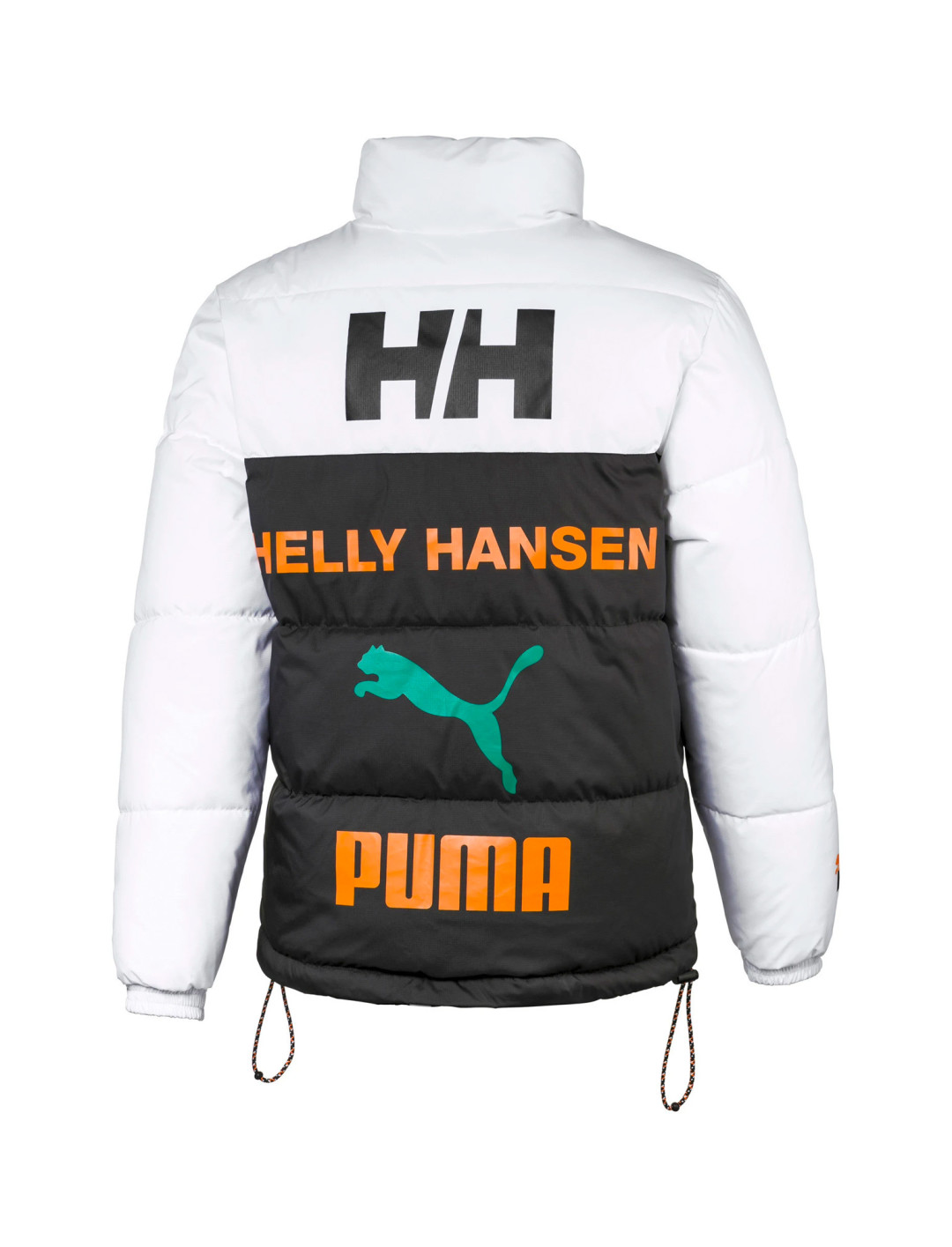 Fake Down Jacket, Reversible, Puma x Helly Hansen | Post Kulture