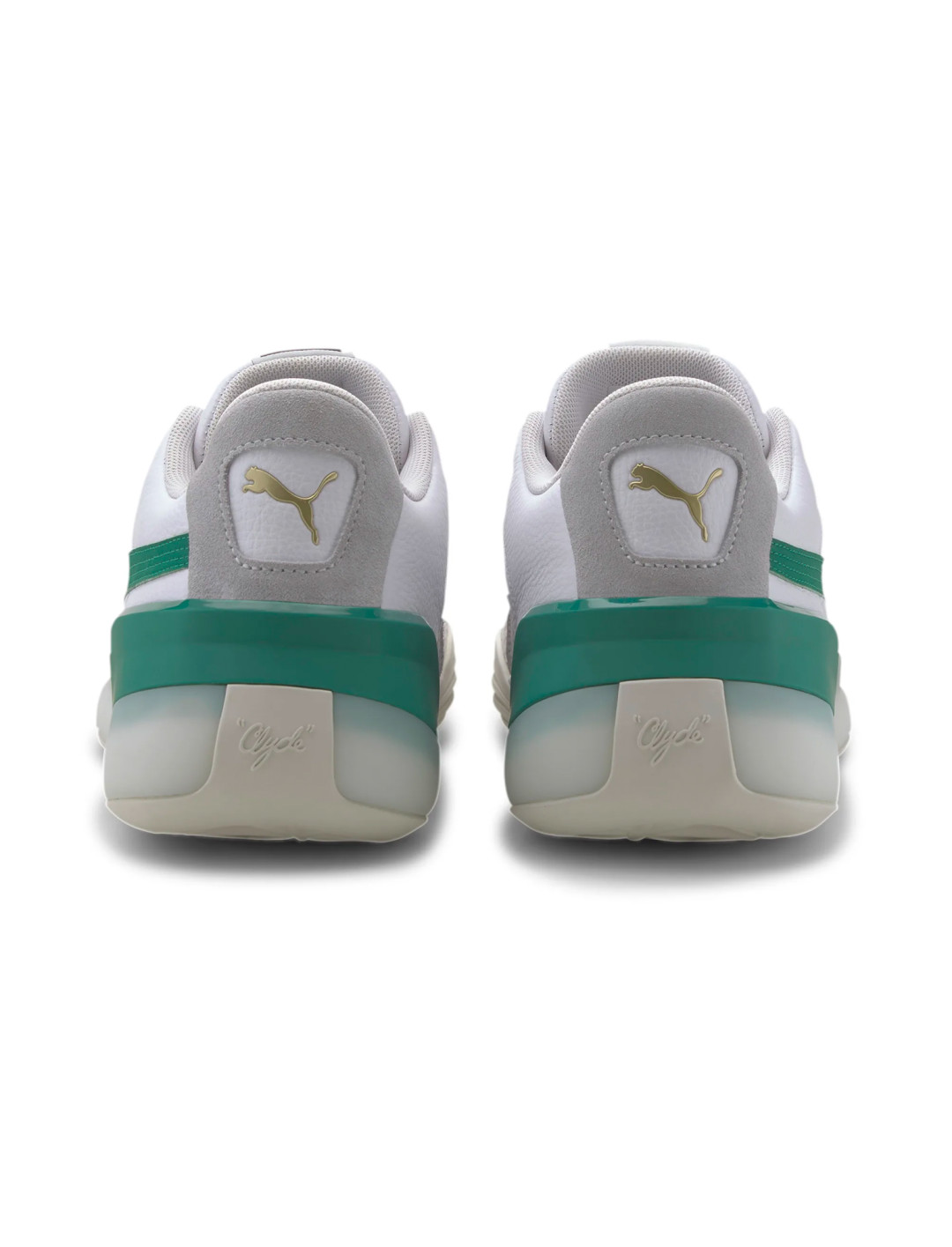 """Clyde Hardwood Basketball Shoes {""""id"""":12,""""product_section_id"""":1,""""name"""":""""Shoes"""",""""order"""":12} Puma"""