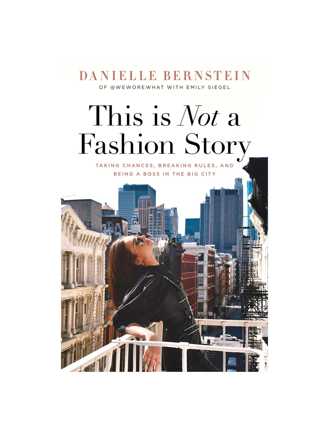 """This is Not a Fashion Story Book {""""id"""":4,""""product_section_id"""":1,""""name"""":""""Books & e-readers"""",""""order"""":4} Danielle Bernstein"""