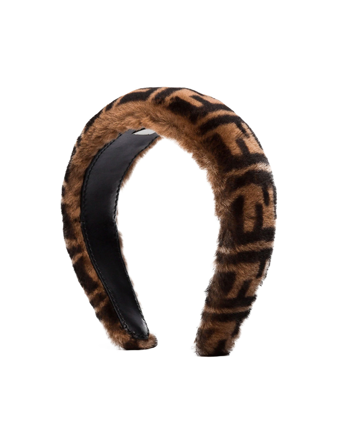 """Shearling Headband {""""id"""":16,""""product_section_id"""":1,""""name"""":""""Accessories"""",""""order"""":15} Fendi"""