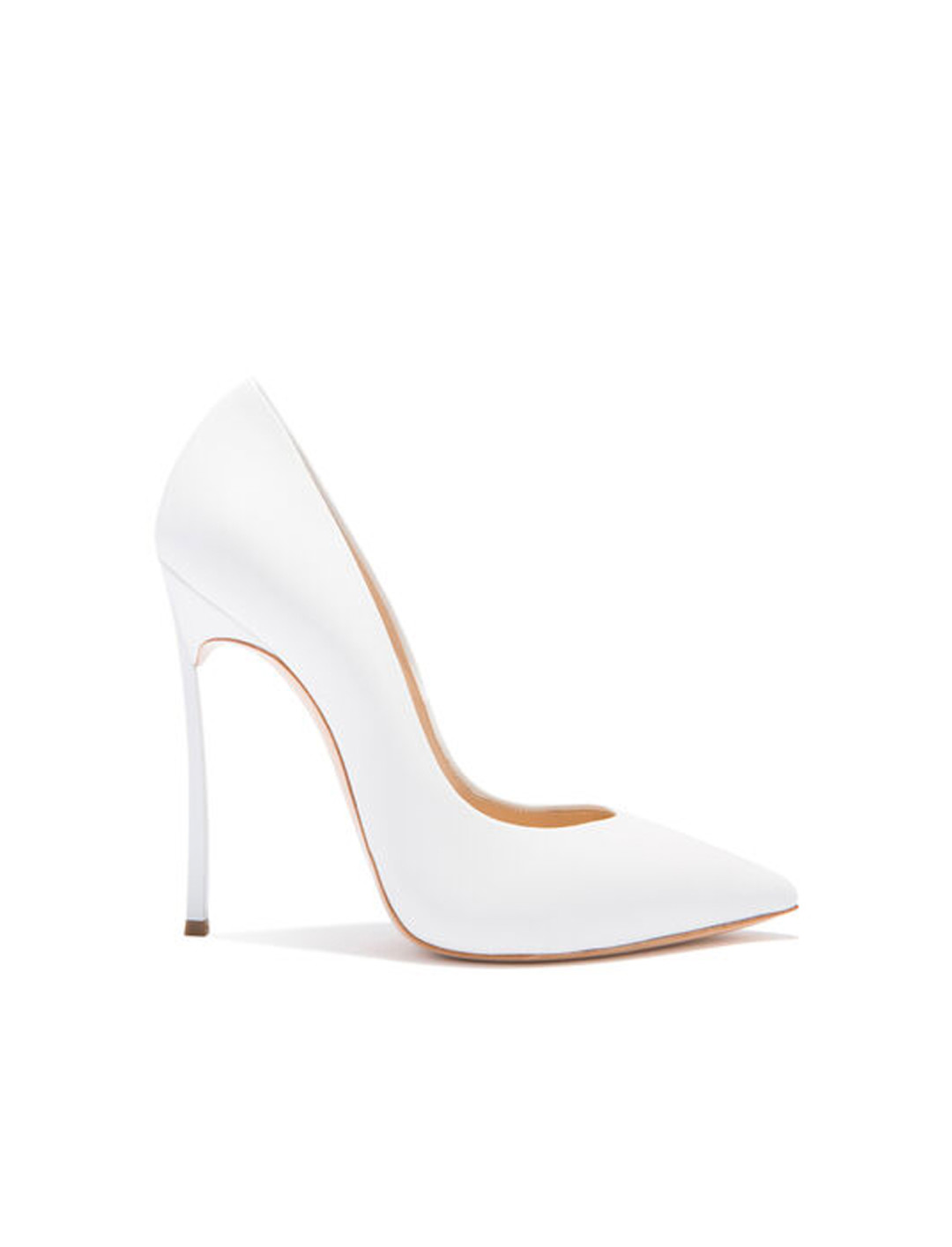 White High Heels  Casadei