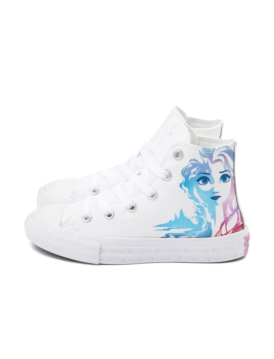 """Chuck Taylor All Star Shoes {""""id"""":12,""""product_section_id"""":1,""""name"""":""""Shoes"""",""""order"""":12} Converse x Frozen 2"""