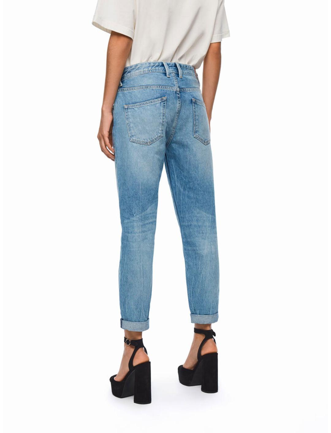 Blue Jeans Clothing Pepe Jeans x Dua Lipa