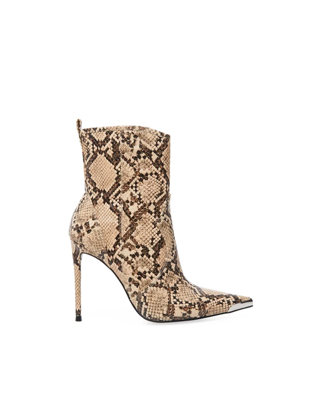 """Snake Ankle Boots {""""id"""":12,""""product_section_id"""":1,""""name"""":""""Shoes"""",""""order"""":12} Winnie x Steve Madden"""