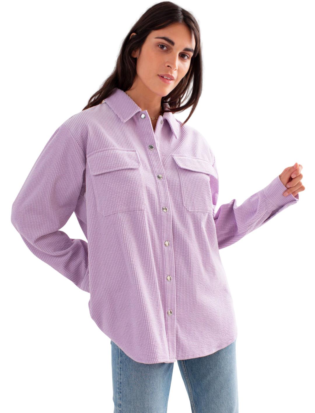 Corduroy Shirt Clothing