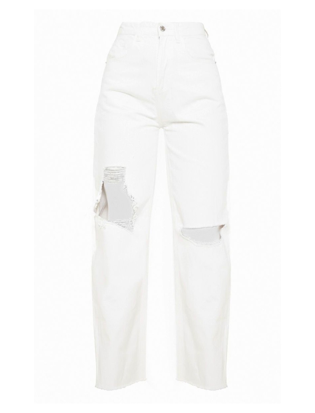 White Jeans Clothing