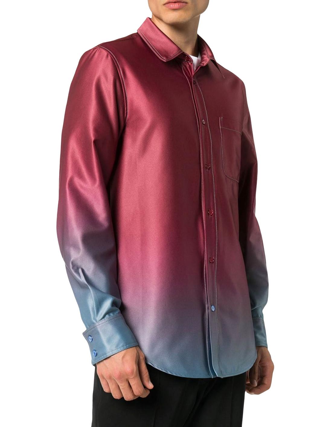 Sander Gradient Shirt Clothing