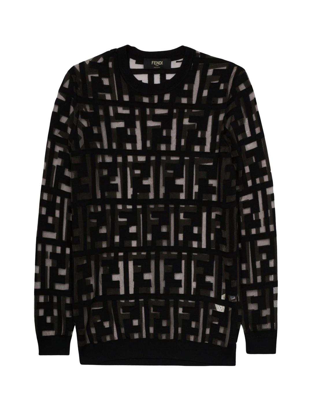 Devoré Sweater Clothing