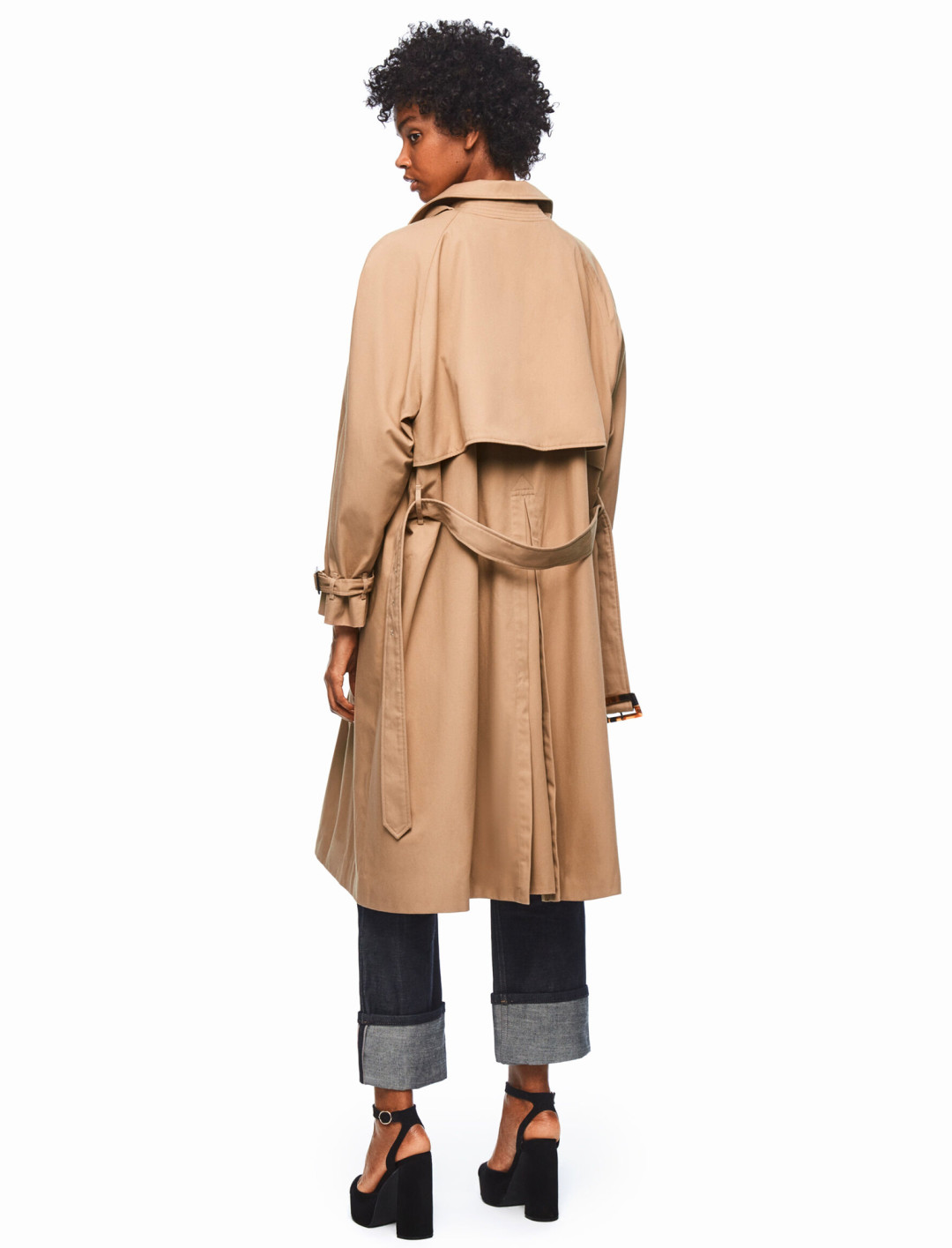 Trench Coat Clothing