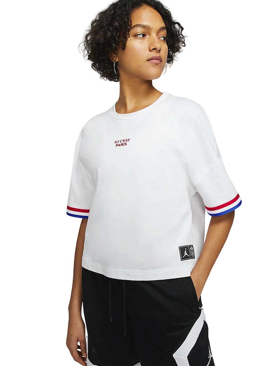 Short-Sleeve Top