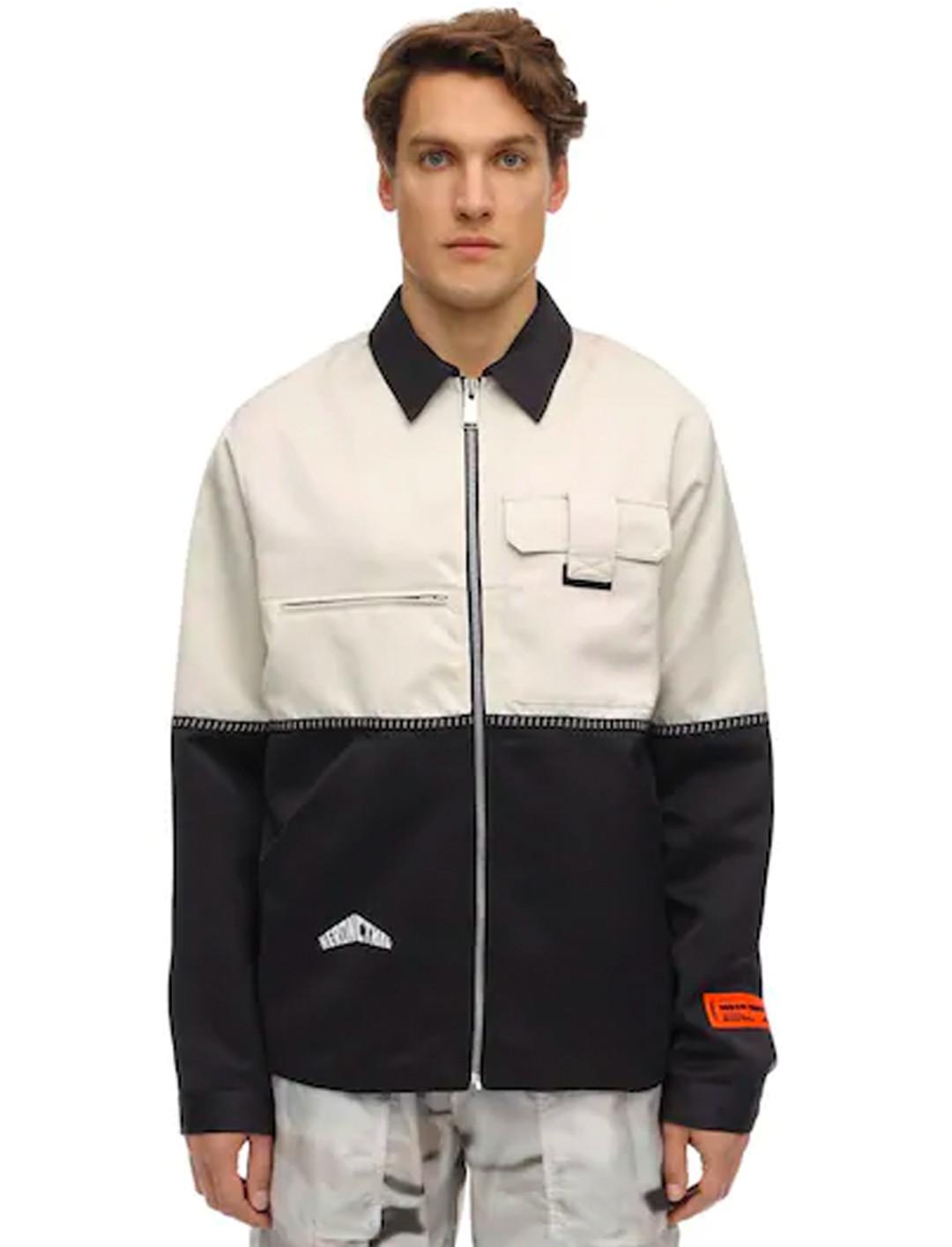 Workwear Bomber Jacket