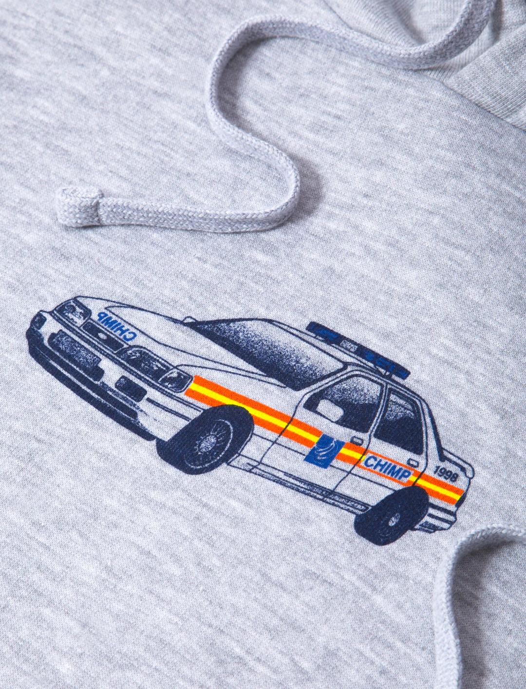 Cop Car Hoody